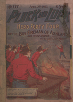 Hero forty-four, or, The boy fireman of Ashland