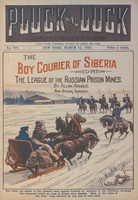 The boy courier of Siberia, or, The league of the Russian prison mines