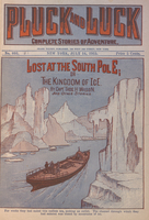Lost at the South Pole, or, The kingdom of ice