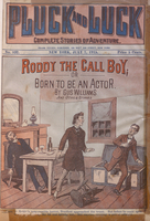 Roddy the call boy, or, Born to be an actor