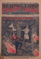 The phantom fireman, or, The mystery of Mark Howland's life