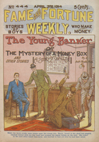 The young banker, or, The mystery of a money=box