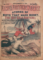 The boy gold hunters, or, After a pirate's treasure