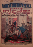 "Little Jay Perkins, the broker, or, Shearing the Wall Street ""lambs"""