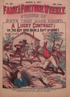 A lucky contract, or, The boy who made a raft of money