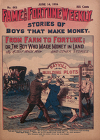 From farm to fortune, or, The boy who made money in land