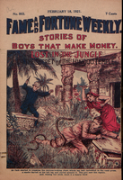 Lost in the jungle, or, The secret of the hindoo temple