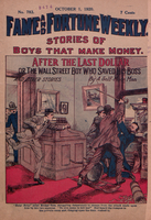 After the last dollar, or, The Wall Street boy who saved his boss