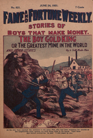 The boy gold king, or, The greatest mine in the world