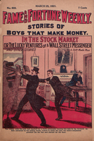 In the stock market, or, The lucky ventures of a Wall Street messenger