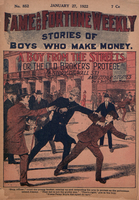 A boy from the streets, or, The old broker's protege