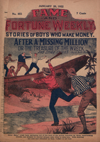 After a missing million, or, The treasure of the wreck
