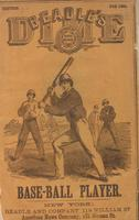 Beadle's dime base-ball player (1865)