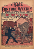 The boy salesman, or, Out on the road for success
