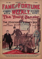 The young banker, or, The mystery of a money box