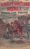Prince, the printer, or, The little shop that was made to pay