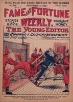 The young editor, or, Running a country newspaper