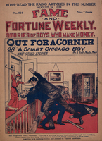 Out for a corner, or, A smart Chicago boy