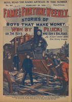 Won by pluck, or, The boys who ran the railroad