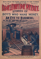 An eye to business, or, The boy who was not asleep