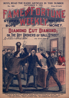 Diamond cut diamond, or, The boy brokers of Wall Street
