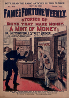A mint of money, or, The young Wall Street broker