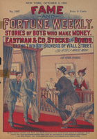 Eastman & Co., stocks and bonds, or, The twin boy brokers of Wall Street