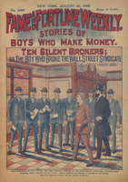 Ten silent brokers, or, The boy who broke the Wall Street syndicate