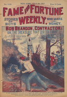 Bob Brandon, contractor, or, The treasure that led to fame, and other stories