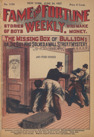 The missing box of bullion, or, The boy who solved a Wall Street mystery