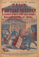 Rough and Ready Dick, or, A young express agent's luck