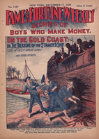 On the gold coast, or, The treasure of the stranded ship