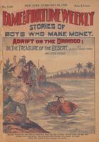 Adrift on the Orinoco, or, The treasure of the desert