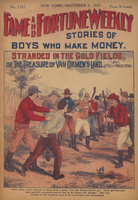 Stranded in the gold fields, or, The treasure of Van Diemen's Land