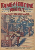 "Money maker Mack, or, The boy who smashed a Wall Street ""Ring"""