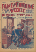 The young Wall Street Jonah, or, The boy who puzzled the brokers