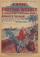 A pirate's treasure, or, The secret of the three wrecks