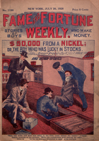 $50,000 from a nickel, or, The boy who was lucky in stocks