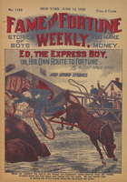 Ed, the express boy, or, His own route to fortune