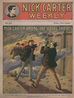 Nick Carter among the hotel thieves, or, The great jewel robbery