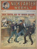 Nick Carter and the broken dagger, or, The black man from Borneo