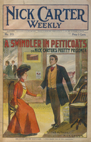 A swindler in petticoats, or, Nick Carter's pretty prisoner