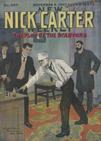 The plot of the Stantons, or, Nick Carter prevents the theft of a fortune