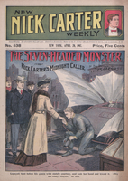 The seven-headed monster, or, Nick Carter's midnight caller