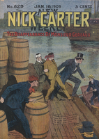 The disappearance of Monsieur Gereaux, or, Nick Carter and the river pirates