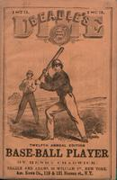 Beadle's dime base-ball player (1873)