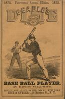 Beadle's dime base-ball player (1875)