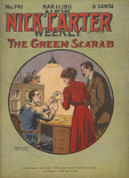 The green scarab, or, Nick Carter's beautiful mystery