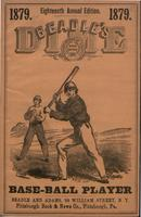Beadle's dime base-ball player (1879)