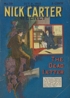 The dead letter, or, Nick Carter's postal clue